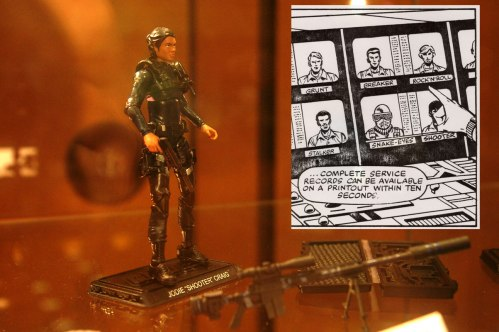 GI Joe con 2016 Shooter figure