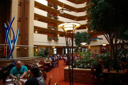 GI Joe con 2016 Embassy Suites