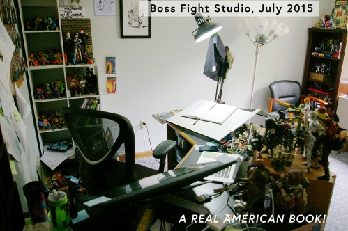Boss Fight Studio 2015