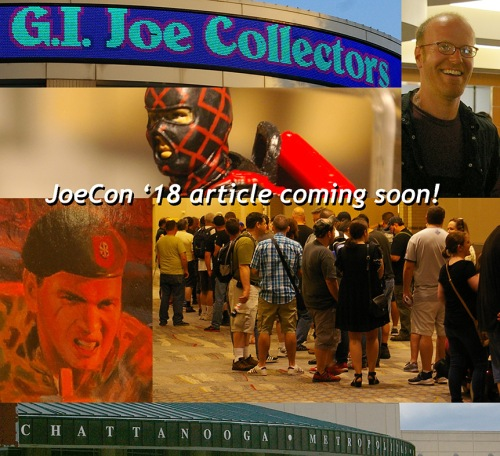 GI Joe convention 2018