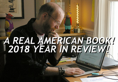 A Real American Book! 2018 in Review | A Real American Book!